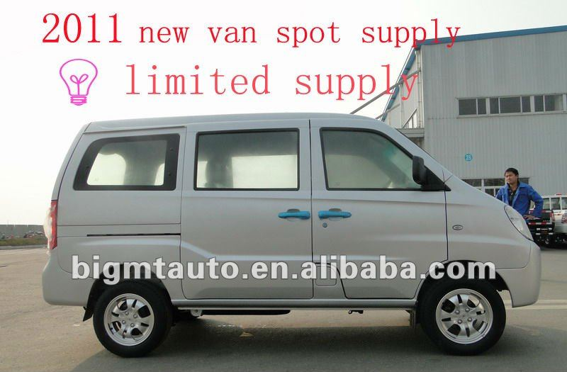 2014 New 8 Seats Luxury Mini Van/ Euro IV Standard Engine Office Van/ Cheap Commercial Van