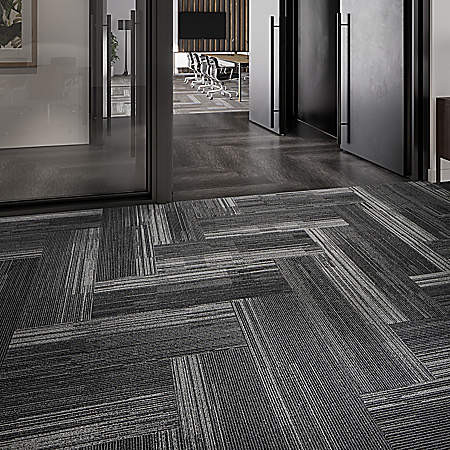 Pp Carpet Tiles 50x50 Commercial Office