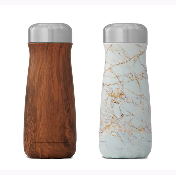 Personalized Thermal Bullet Shape Vacuum Flask Thermos stainless steel water bottle for hiking