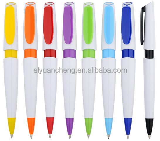 China best selling writing pen with company logo custom