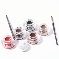 FOCALLURE 2019 Makeup Arrivals Color Eye Liner Marker Waterproof Best No Smudge Eyelash Eyeliner Gel Maquillaje Cosmetic