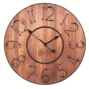 5df74fe0be47 China Analog Wood Wall Clock, China Analog Wood Wall Clock Manufacturers and  Suppliers on Alibaba.com