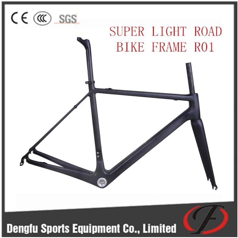 2016 Dengfu R01 Min 830g Neue Super Light Carbon-straßen-fahrrad ...