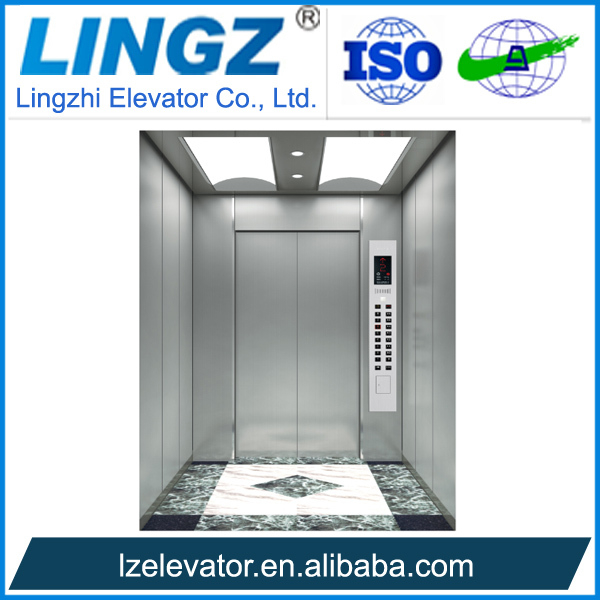 6 Person Passenger Elevator With Machine Room