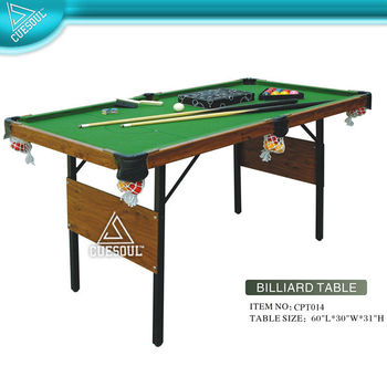 Mini Folding Pool Table Buy Mini Pool TableFolding Billiard - Mini pool table size