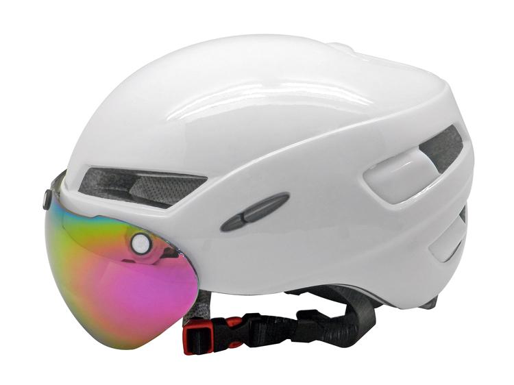 Aerodynamic Tt Time Trial Aero Bike Helmet For Sale 9