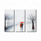 Original new style gift and craft modern art oil painting