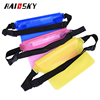 Haissky fashion PVC waist bag case/ cosmetic case for putting moblie and dressing case