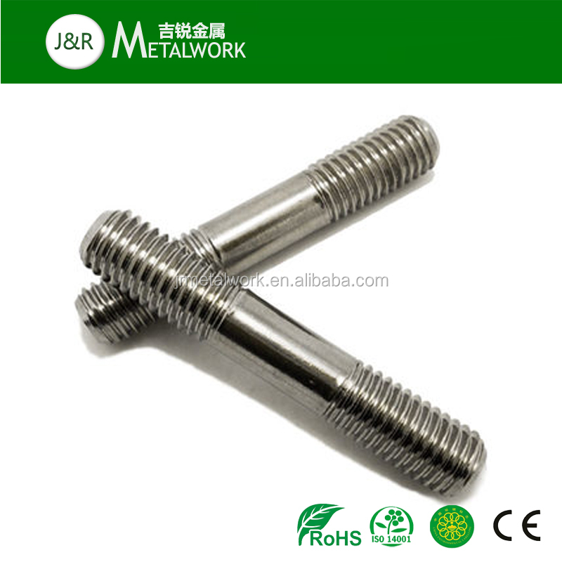 M4 M10 M12 M16 A4-70 stainless steel SS316 stud bolt DIN976