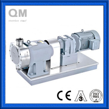 Stainless Steel SS304 SS316l Sanitary Horizontal Lobe Pump