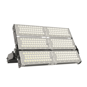 600W IP66 Rated LED Flood Light Outdoor Stadium High Mast Light