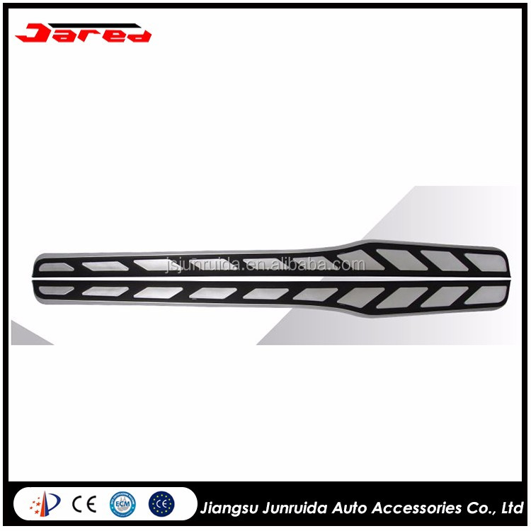 Professional running boards for antra with CE certificate for JAC S2