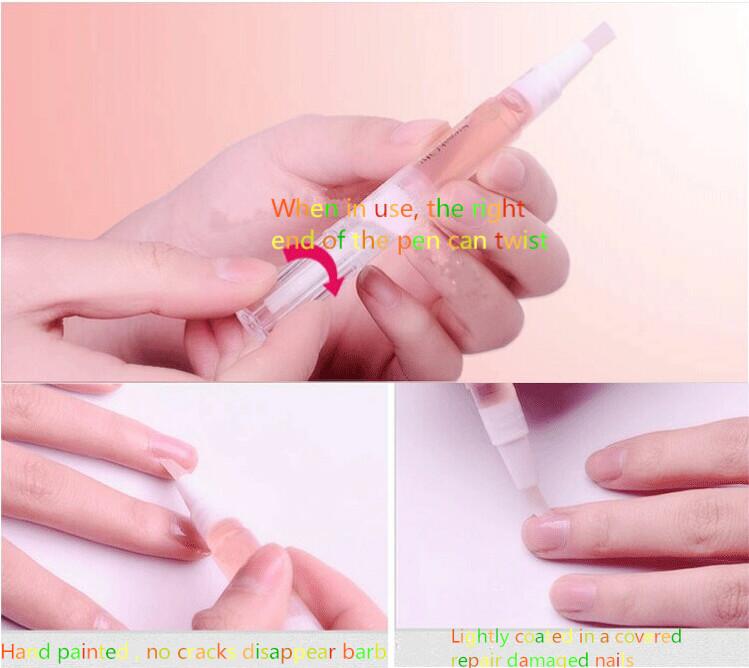 Revitalizer Cuticle Oil Pen Brush Nail Art Care Treatment - Buy ...
