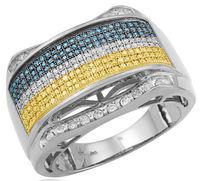 latest design semi mount rings