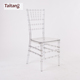 China manufacturer and popular wedding banquet chiavari chair