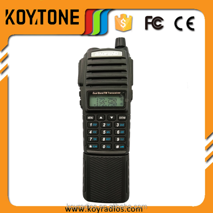 Baofeng black pack walkie talkie 3800mAh Li-ion battery 2 way radio battery BL-8 for Baofeng UV-82,UV-82 PLUS made in china