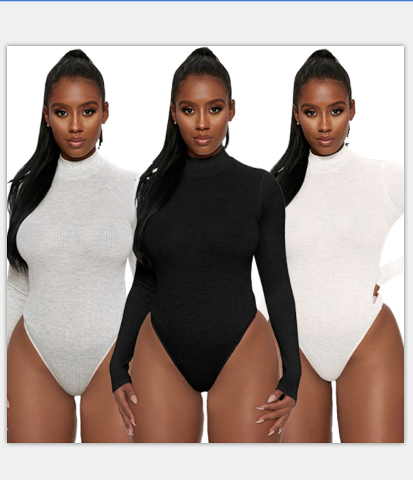2380 sexy ladies cotton long sleeve <strong>bodysuit</strong> <strong>women</strong> knitted <strong>bodysuits</strong>