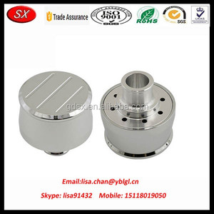 Custom Made High Quality Stainless Steel Guitar Volume Knob Knurled