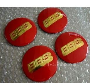 4 шт. красный и черно-золото BBS 3D колесо центр крышка эмблема 56.5 мм