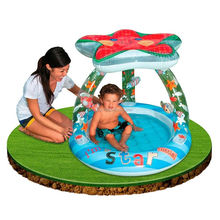 Intex Lil'star baby pool with sun roof /canopy