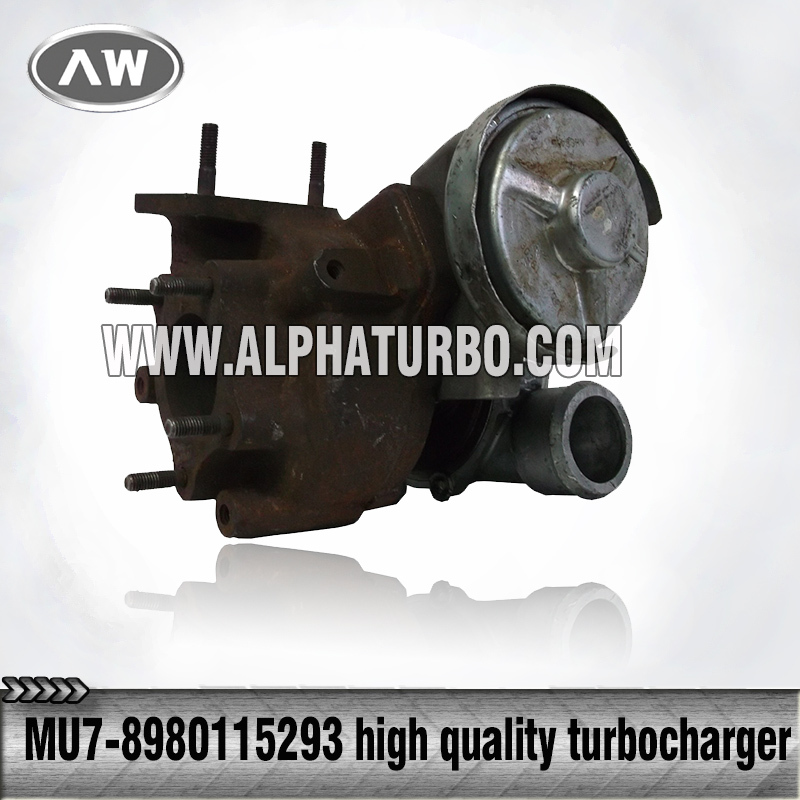 D-max 4JJ1-TC RHV5 turbo charger 8980115293 factory directly