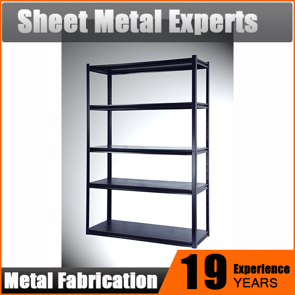 Heavy duty garage metal steel shelving freestanding shelves