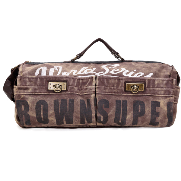 Top sale fashion men custom canvas duffle sport gym bag