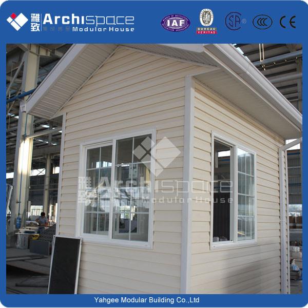 Cymb edificio modular prefabricado caseta de vigilancia - Acero modular precios ...