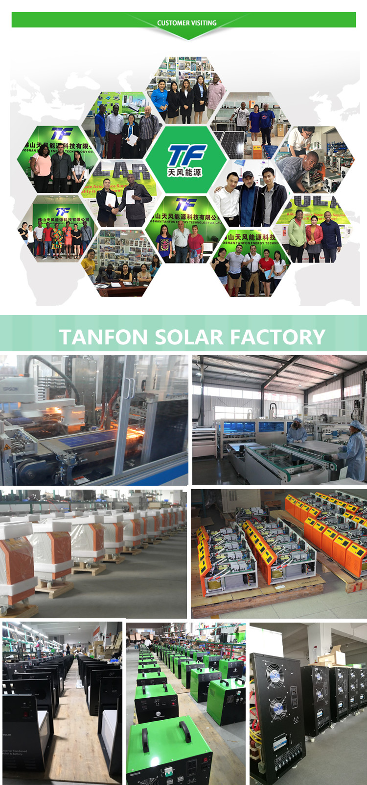 solar power factory