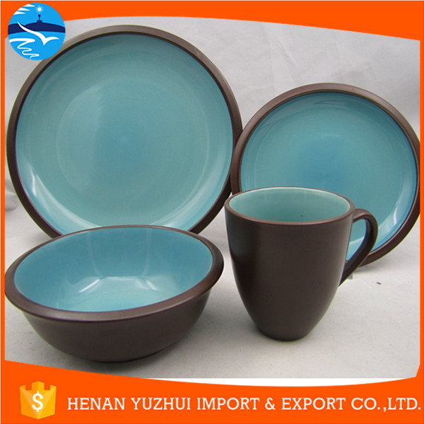 crockery items dinnerware for restaurants