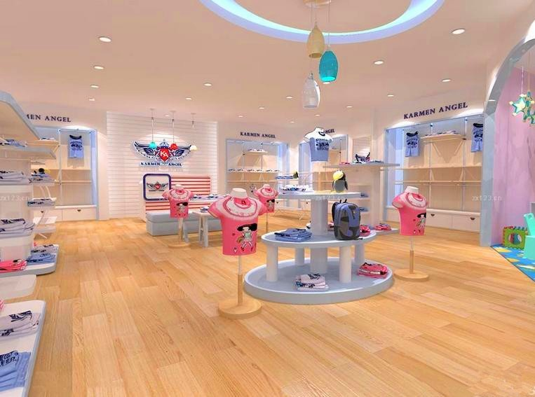Baby Shop Interior Design Baby And Kids Shop Decoration For Fancy