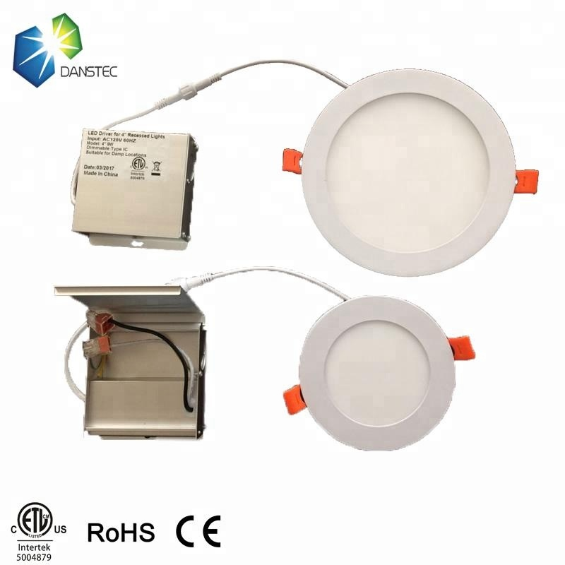 Cetl 5004879 4 6 Led Panel Light Ic Rate Recessed