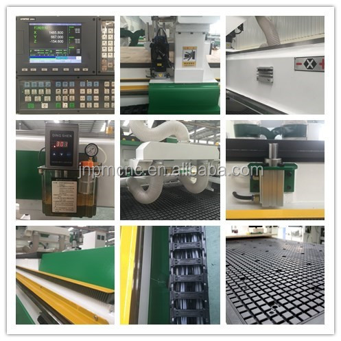 PM1325 ATC cnc router for panel wood furniture making machine line