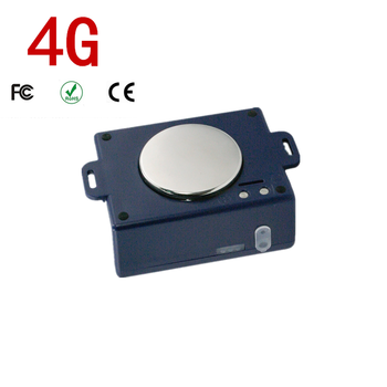 4G Waterproofed Long Life Battery Gps Vehicle Tracking Unit