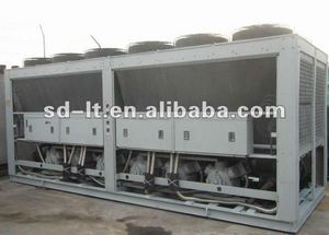 CE CRAA ISO Approval Air Cooled Screw Compressor Water Chiller with Reciprocating Compessor for Industrial Use