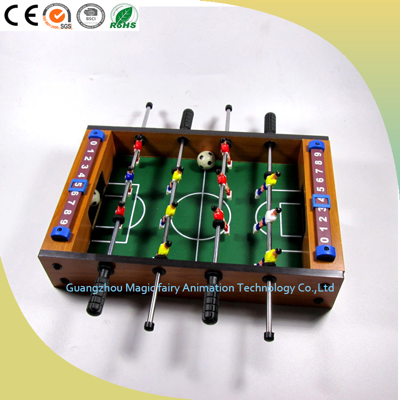 China mini indoor soccer game table