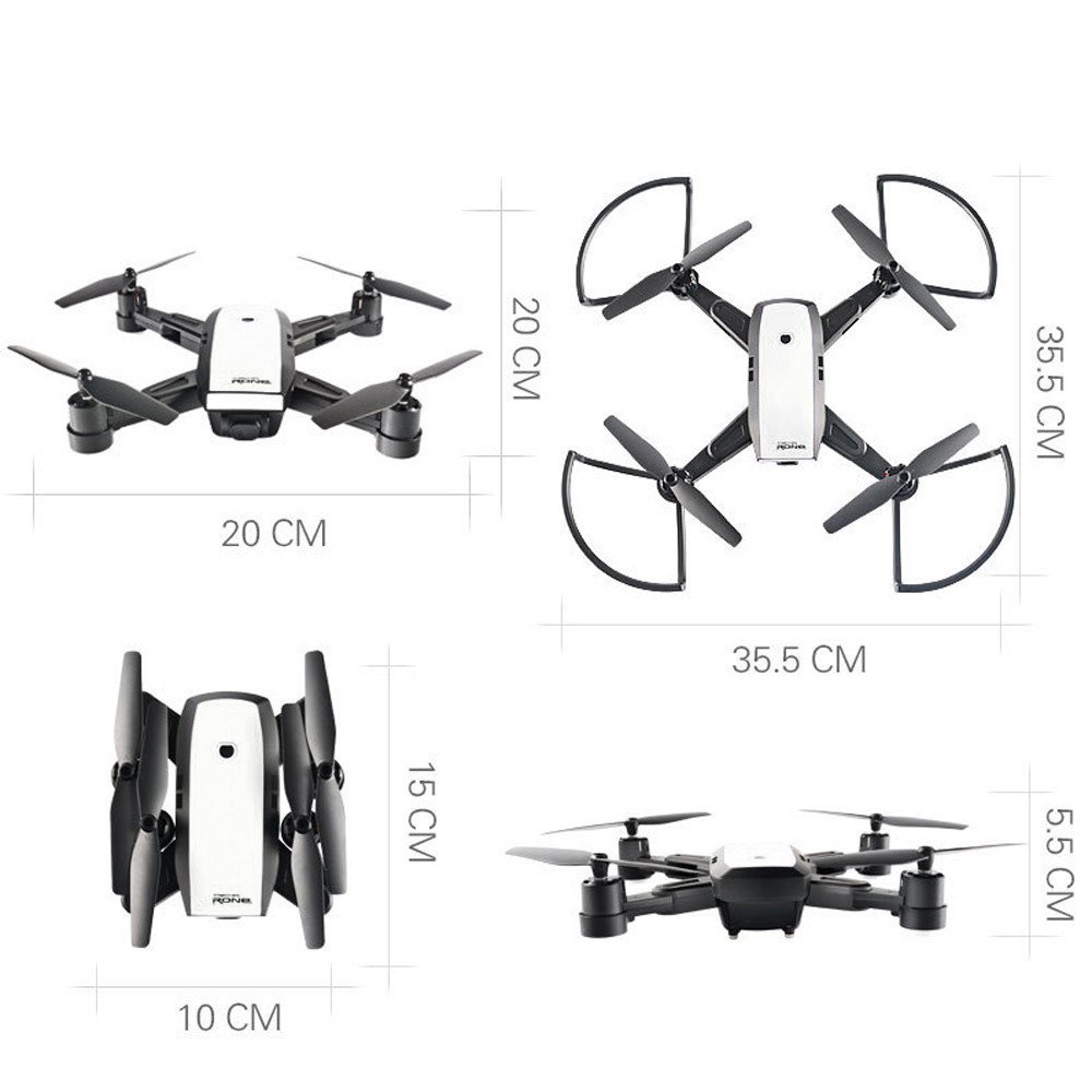 SJY-X28G-WF 1080P GPS Follow Me 6 Axis Gyro RC Drone With FPV Wifi 5MP HD Camera
