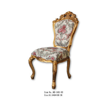 MD 1401 01 Antique Victorian Furniture Single Chair Without Arm