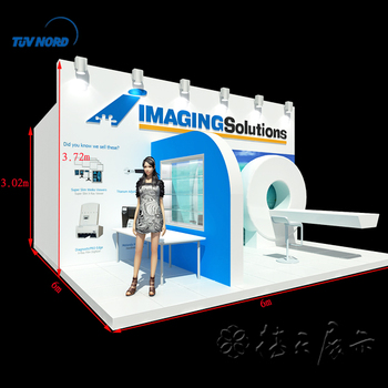 Trade Fair Stands Design : Professional trade fair stand design and construction in munich
