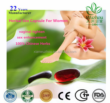 Capsual for women vagina