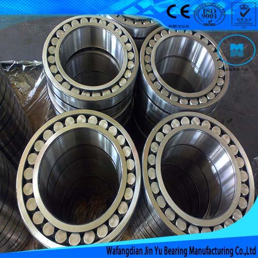 Manufacturing building roller bearings