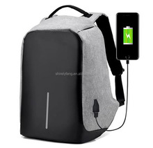 NEW Wholesale USB Charge Anti Theft Backpack Men Travel Security Waterproof