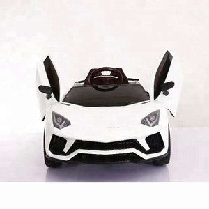 Alibaba electric convertible car / mini electric kids cars 24v / child electric toy car 12v