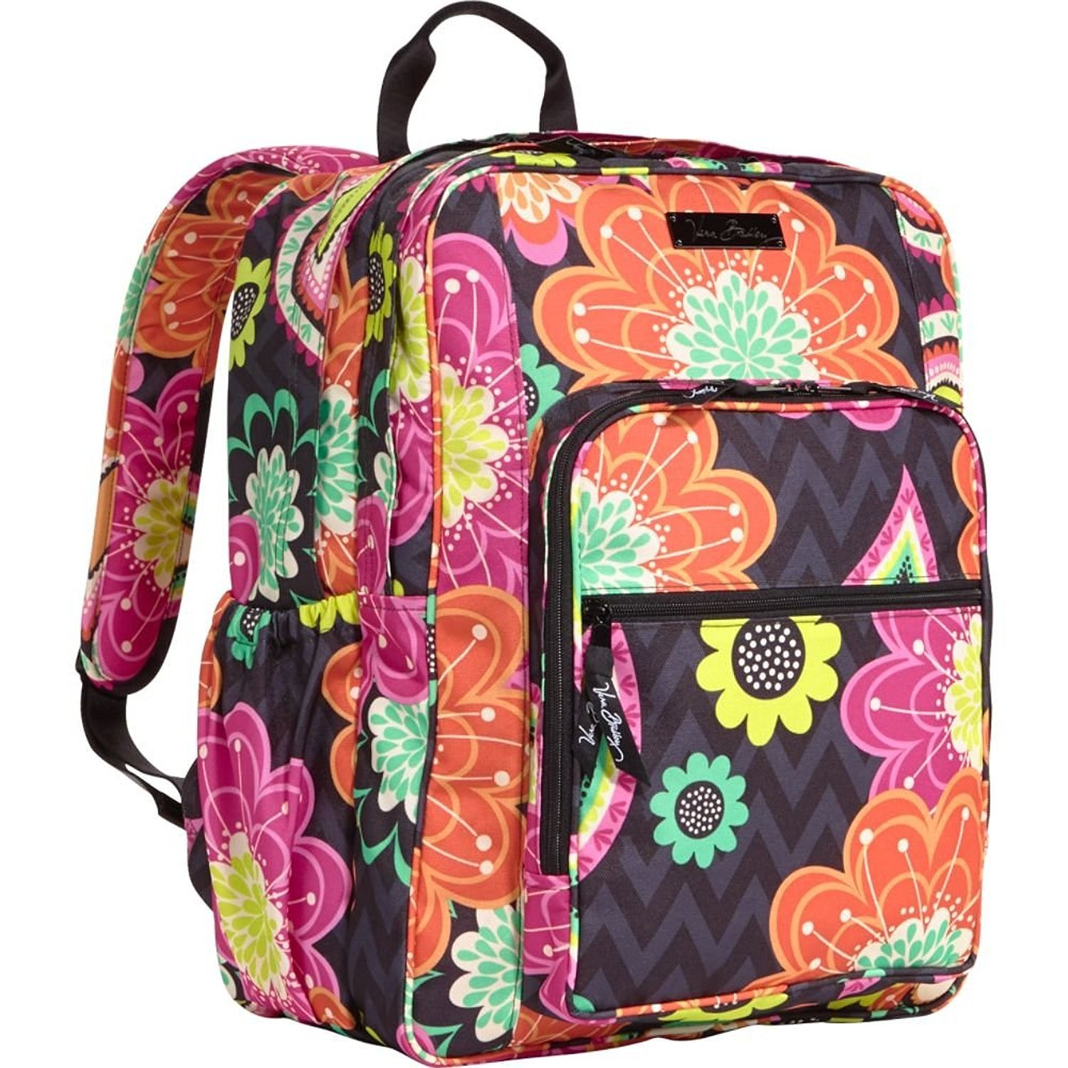 abf09f9f1fe9 Buy Vera Bradley Lighten Up Large Backpack (Ziggy Zinnia) in Cheap ...