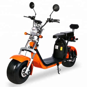 direct manufacturer brushless adult electric e-scooter 1500w