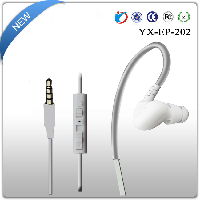 big clearance sale Hot Sell Super Bass Earphone For IPhone/IPod/Android Headset For MP3/MP4 Wood Wiring Earphones