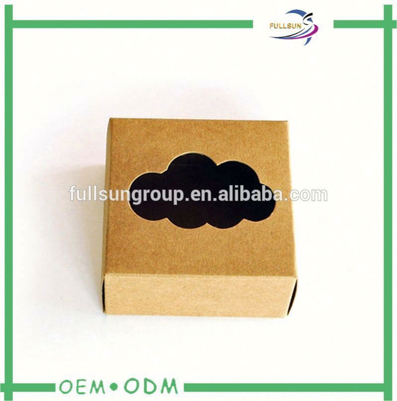 Newest apparal packing box