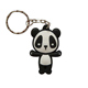 Promotional cool cheap soft custom pvc keychain rubber 3D keychain with brand logo