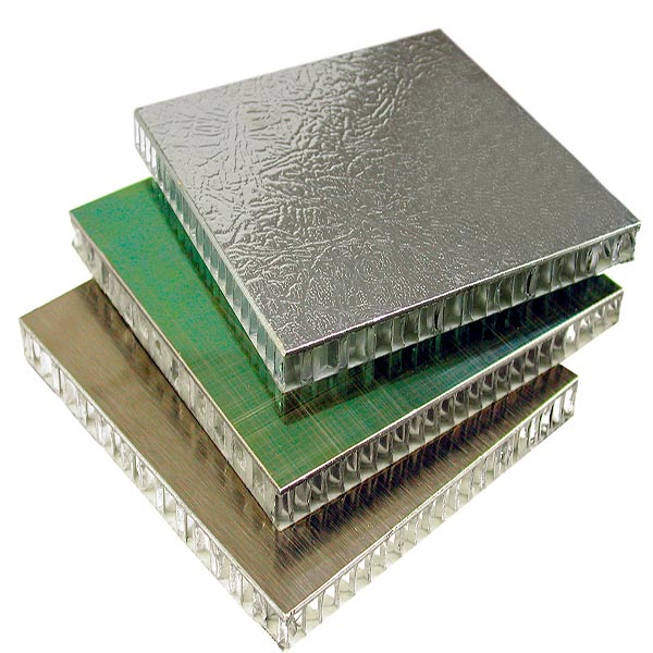 OEM China supplier fiberglass sandwich aluminum honeycomb panel for construction
