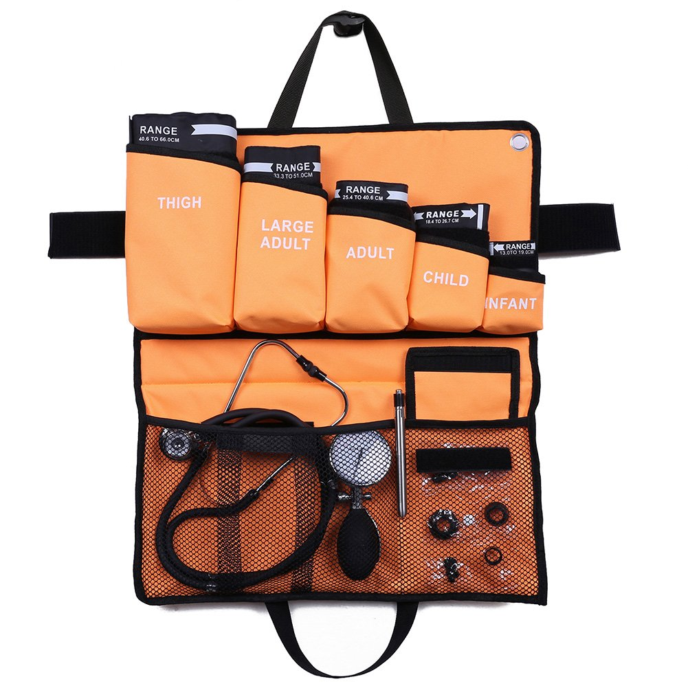 Cheap Sphygmomanometer And Stethoscope Kit Find Nurse Standart Get Quotations 5 In 1 Palm Aneroid By Lotfancy Adult